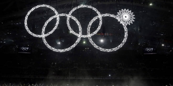 Olympische ring