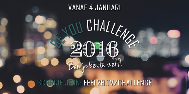 (Nederlands) Gratis 'Be You! Challenge'