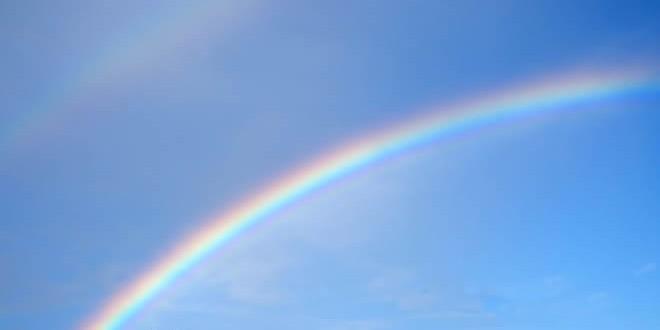 Regenboog: symboliek