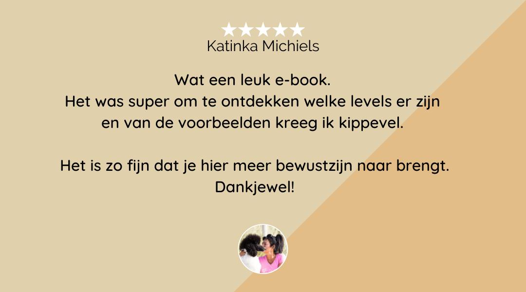 testimonial Katinka Michiels